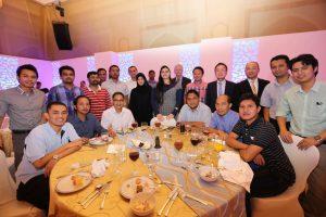 Chiyoda Almana hosts Ramadan gathering