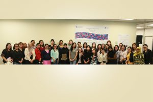 Chiyoda Almana organises seminar on International Women's Day
