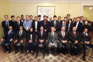Qatargas Engineers Complete Technical Training at Chiyoda in Japan