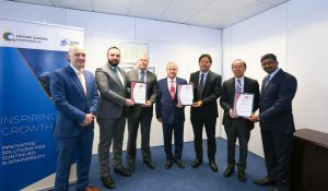 Chiyoda Almana gets ISO 45001: 2018; Occupational Health and Safety Standard certification